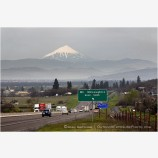 Mt. McLoughlin 7 Stock Image Medford, Oregon