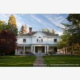 Sweedenburg House Stock Image Ashland, Oregon