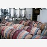 Wine Barrels 3 Stock Image Medford, Oregon