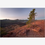 Lassen Volcanic National Park 2 Stock Image California