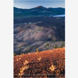 Lassen Volcanic National Park 4 Stock Image California