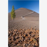 Lassen Volcanic National Park 10 Stock Image California
