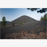 Lassen Volcanic National Park 12 Stock Image California