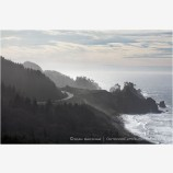 Oregon Coast Highway Stock Image, Brookings, Oregon