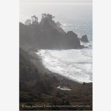 Rocky Shoreline 4 Stock Image Oregon Coast