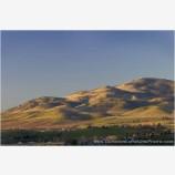 Mt. Baldy Stock Image