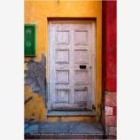 Guanajuato Door Study 1 Stock Image, Mexico