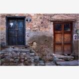 Guanajuato Door Study 8 Stock Image, Mexico