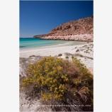 Isla Espiritu Santo Bay 1 Stock Image, Baja, Mexico