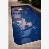 Pool Reflection Stock Image, Baja, Mexico