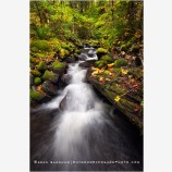 Starvation Creek Print, Columbia Gorge, Oregon