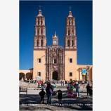 Parroquia de Nuestra Senora de Dolores Stock Image, Dolores Hidalgo, Mexico