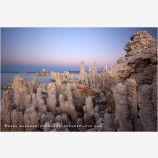 Mono Lake 3 Stock Image, California