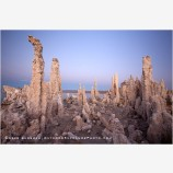 Mono Lake 4 Stock Image, California
