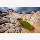 Outland Stock Image, White Pocket, Arizona