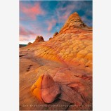 Ribbon Of Stone Stock Image, Coyote Buttes, Arizona
