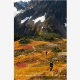 North Cascades Backpacking, Washington 1