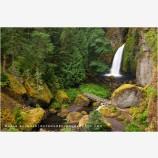 Wahclella Falls 2, Columbia Gorge, Oregon