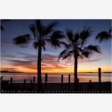 Cortez Sunrise Stock Image, Baja, Mexico
