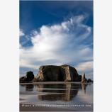 Bandon Coastal Sea Stack, Oregon