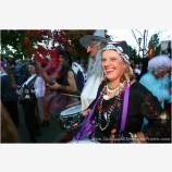 Halloween Parade Stock Image,