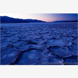 Dusk in Death Valley Stock Image, Death Valley, California