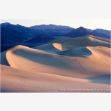 Dunes at Stovepipe Wells Stock Image, Death Valley, California