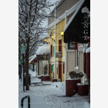 Snowy Down Town 34, Ashland, Oregon
