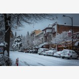 Snowy Down Town 44, Ashland, Oregon