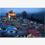 Tengboche Monastery Print, Khumbu, Nepal