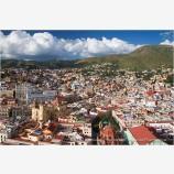 View Of Guanajuato Stock Image, Guanajuato, Mexico