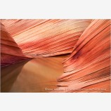 Reflecting Pool in the Wave Stock Image Coyote Buttes, Arizona