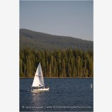 Lake Resort 12 Stock Image Ashland, Oregon