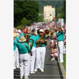 Marching Band Stock Image,
