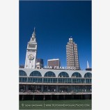 San Francisco Ferry Building Stock Image California