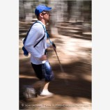 Hiker 2 Stock Image,