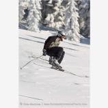 Skier 2 Stock Image,