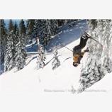 Skier 3 Stock Image,