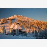 Mt. Ashland 3 Stock Image,