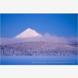 Mt. McLoughlin 2 Stock Image,