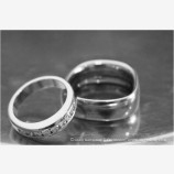 Wedding Rings 1 Stock Image,