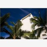 Tropical Resort 2 Stock Image,