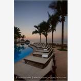 Tropical Resort 4 Stock Image,