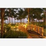 Tropical Resort 5 Stock Image,