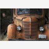 Copeland Lumber Truck Stock Image, Ashland, Oregon