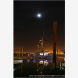 The Deacon Stock Image, Newport Harbor, Oregon