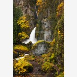 Autumn Flow Print, Columbia Gorge, Oregon