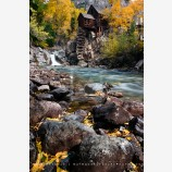 Crystal Mill Print, Crystal River, Colorado