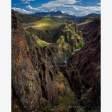 Gates of Imnaha Print, Imnaha River Canyon, Oregon