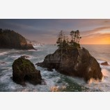Lands End Print, Oregon Coast